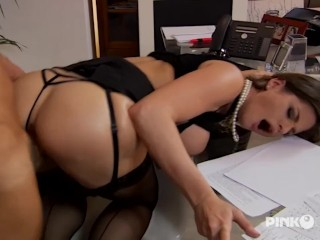 Bring it on a xxx porn parody cathy heaven anal in office! Enormous boobs! Pinkoclub ass fuck big boo