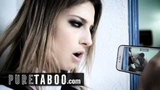 PURE TABOO 18 Year Old Jill Kassidy Caught with Teacher