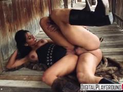DigitalPlayground - Rawhide Scene 4 Canela Skin and Nacho Vida