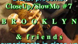 CLOSEUP&SLOWMOTION SC 7: BROOKLYN & FRIENDS