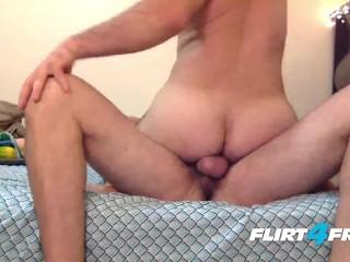 Angel & Max on Flirt4Free Guys - Sexy Latinos Bareback and Felch