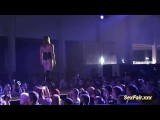 flexible lapdance on venus show stage