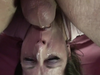 Marie Madison's Face Fuck Endurance Test