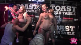 Bachlorette Party Gone Bad Key West Fantasy Fest Pt1