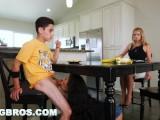 BANGBROS - Black Step Sister Maya Bijou Fucks Brother Juan El Caballo Loco