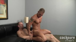 Tristan Baldwin and Brent Biscayne Bareback