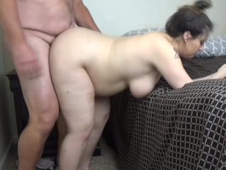 Shemale creampie in ass free movie