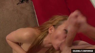 Experienced Slut Sable Renae Deep Sucks a Dick Then Takes It in Her Cunt