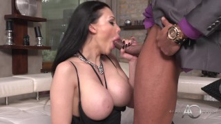 Aletta Ocean like it in the ass - alettAOceanLive