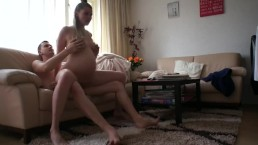 Great sex whit my pregnant wife