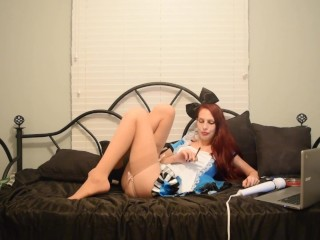420 Kitty In Wonderland Teaser 2- Halloween2017 -MissKittyMoon.Manyvids.com