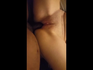 Pink white pussy craves BBC