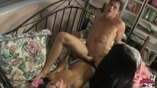 Esmi Lee and Alexa Rydell Use His Ass FULL VIDEO