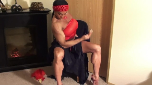 Total package nude men - The total package...sexy flexing by latia del riviero, muscle queen