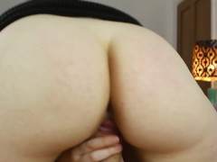 Hot MILF Mom Takes Creampie HD