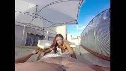 BaDoinkVR.com Hot FootJob By Sexy Paula Shy In Virtual Reality