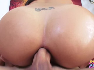 PervCity Asian Mia Li Squirts When She Gets Her Ass Pounded and Gaped