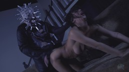 Cockraiser: The Hellraiser Porn Parody Uncut