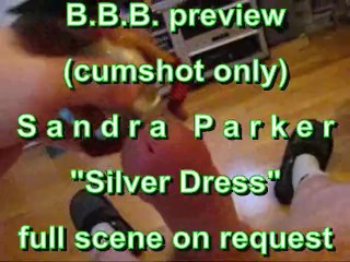 Preview Of Bbb: Silver Suit Sandra Parker (Cumshot Only)