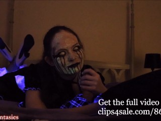 You Creampie a Creepy Ghost in your Sleep! (teasers)