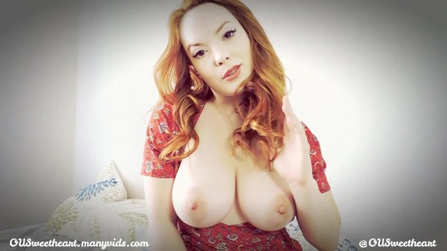 Summer Hart Joi From Sexy Red Head - Pornhubcom-4889
