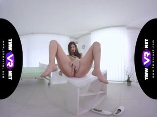 TmwVRnet.com – Coco Kiss – Adorable Nurse with Long Leg