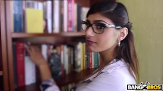 BANGBROS Mia Khalifa is Back and Hotter Than Ever on BangBros.com!