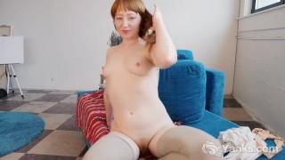 Yanks Redhead Ruth Carter Loses Her Vibrator