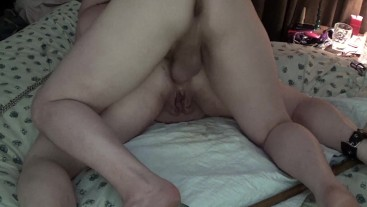 2015-04-15 - Using fuckmeat's second cunt