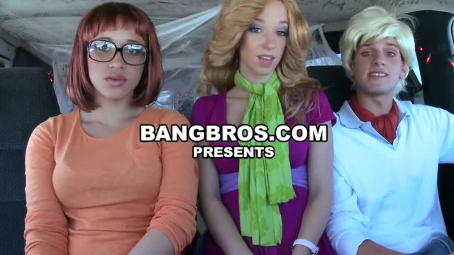 Bangbros Anal Group Sex - BANGBROS - Halloween with Jada Stevens in a Big Ass Haunted ...