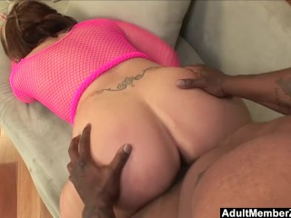 Black ebony ass anal