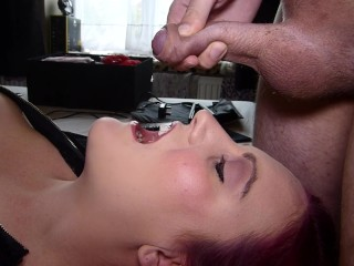 Pre Cum Porn Tube — Dripping Yummy Pre Cum In My T at Sex Strike