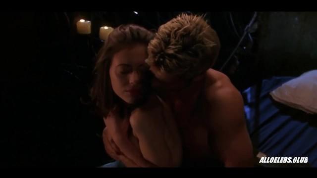 Allysa milano nude pic - Alyssa milano in poison ivy 2 directors cut