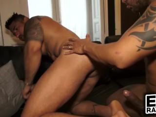 Richard Gets Pounded Up by Viktor XXL