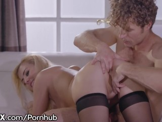 Summer Day's Sensual Anal Sex Fantasy