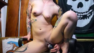 Horse Dildo Riding BIG Creampie Game plot