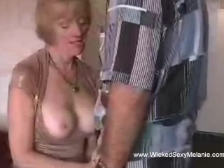 POV Fucking With Amateur GILF