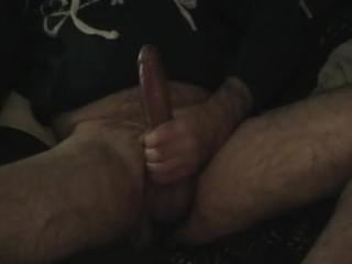 edging my oil boner
