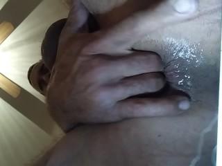 Scotty's pussy creampie