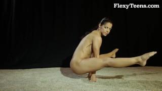 Hot ass gymnast dancing Blowjob babes