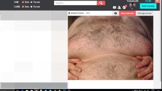 Nieuwe porno-buizen - Dikke Man Speelt Met Zijn Tieten En Praat Tegen Je