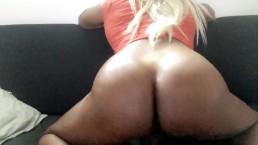 Thick Booty Tranny Twerking (2)