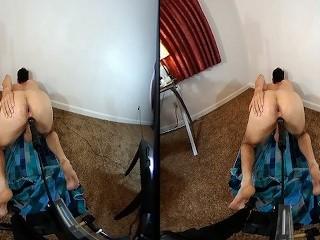 VR POV Fuck machine