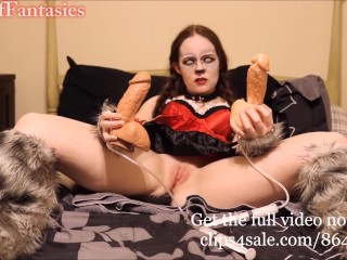 Double Penetration for Red Riding Hood (2 creampies!) (teaser)