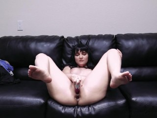Halloween Casting Couch Anal – FULL VIDEO