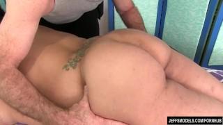Giant boobed asian BBW Miss Lingling gets a sex massage  big natural tits jeffsmodels miss lingling big boobs fat ass sex toys fat girl big tits plumper bbw chunky chubby