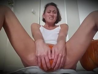 Pumpkin fucking