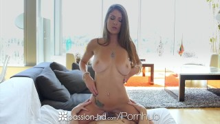 Passionhd carter dillion whip with and licking cream fucking bambino hd