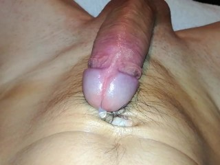 Alot of precum