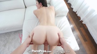 PornPros Slip n slide wet pussy fucked with Kimberlee Anne